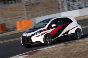 Toyota представила агрессивную версию Yaris