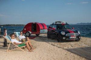 Три новых концепта для активного отдыха от Mini