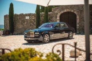 Новый Rolls-Royce Phantom ожидается не ранее 2016 года