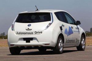 Nissan обещает оснастить свои машины автопилотом