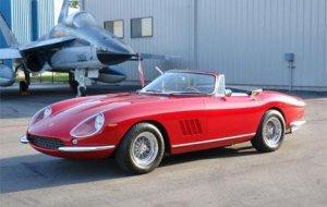 В Америке продали Ferrari за 27,5 миллиона долларов