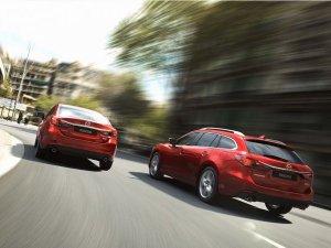 Mazda Atenza сможет самостоятельно