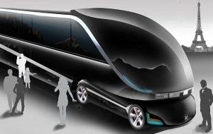 В Европе появятся новые аэродинамические автобусы