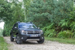 Dacia Duster обзаведется новым мотором