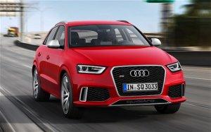 Объявлены российские цены автомобиля Audi RS Q3