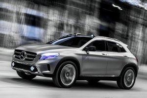 Подробности о Mercedes-Benz GLA