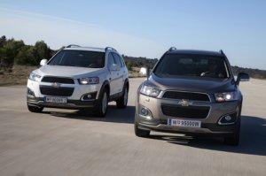 В России стартовали продажи обновленного Chevrolet Captiva