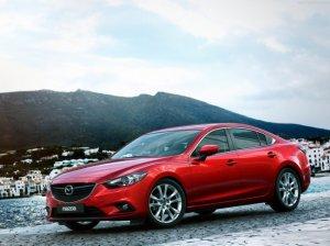 Новая Mazda 6 2013-го года