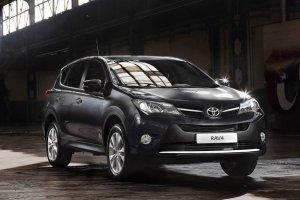 Toyota RAV4 будет выпускаться в нашей стране