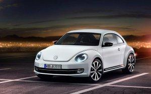 На российском рынке стартовали продажи Volkswagen Beetle