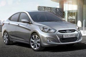 Характеристики Hyundai Solaris