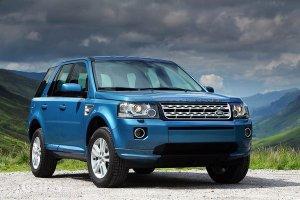 Компания Land Rover планирует попрощаться с моделью Freelander