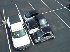 Как избежать опасностей в процессе парковки