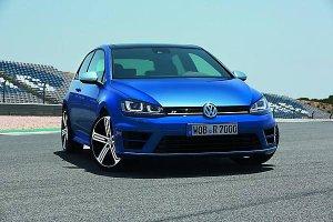 Начались российские продажи заряженного Volkswagen Golf R