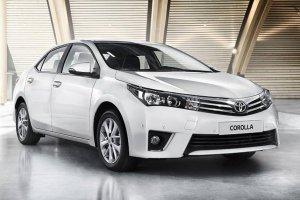 Достойная восхищения Toyota Corolla