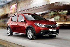 Бюджетные автомобили Renault