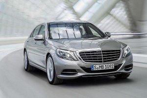 В Европе Mercedes-Benz S-Class продавали 333 раза в день