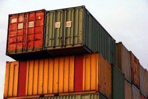 Общее описание сухогрузных морских контейнеров