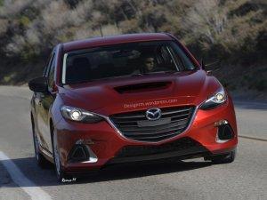 Полный привод у Mazda3. Реальность, или миф?