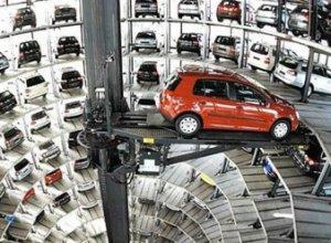 Что такое автоматизированные парковки