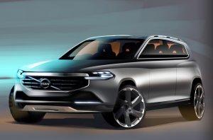 Новый Volvo XC90 получит под капот гибридный привод