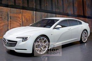 Первая информация о новом Opel Insignia