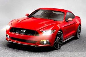 Есть вероятность, что новый Ford Mustang станет электрокаром
