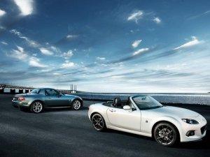 Mazda MX-5 2014 года будет слегка преобразованной