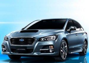 Прошла официальная премьера универсала Subaru Levorg