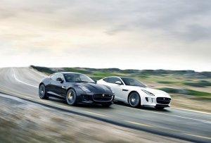 Названы российские цены на купе Jaguar F-Type