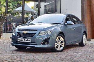 Новый Chevrolet Cruze получит турбированный мотор