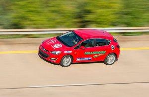 Автомобиль Opel Astra поставил новый рекорд скорости