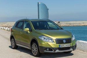 В России снижена стоимость на кроссовер Suzuki SX4