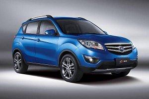 В России появятся китайские автомобили Changan