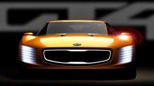 Новые подробности о концепте Kia GT4 Stinger