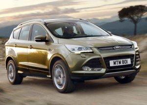 В России начали собирать Ford Kuga по полному циклу