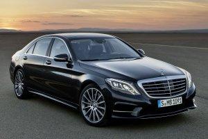 Новый Mercedes-Benz S-Класс – шаг в будущее
