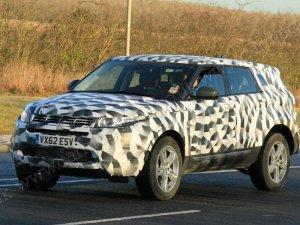 Удлиненный Land Rover Evoque появится в 2016 году