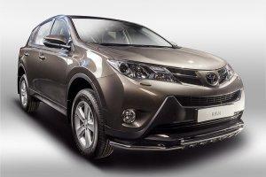 Варианты доработок Toyota RAV4