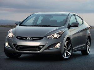 Изменения седана Hyundai Elantra