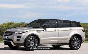 Range Rover Evoque XL будет представлен через три года