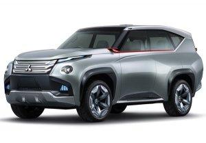Компания Mitsubishi решила выпустить гибридный вариант внедорожника
