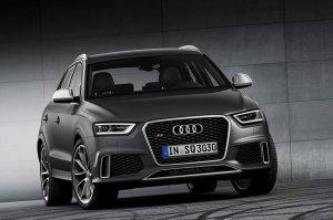 Продажи Audi в России растут