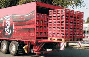 Для чего нужен в грузовике гидравлический борт?