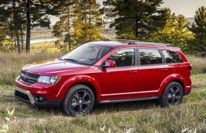 Представлена новая модификация автомобиля Dodge Journey Crossroad