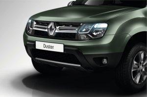 Представлен кроссовер Renault Duster нового поколения