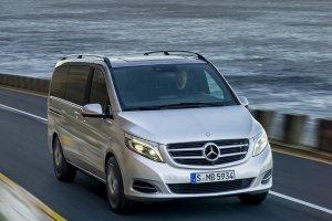 На рынок вернется линейка автомобилей Mercedes-Benz V-Class