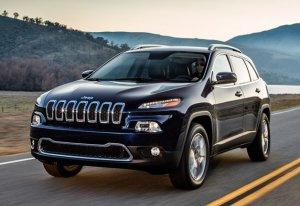 Jeep Cherokee приедет в Женеву