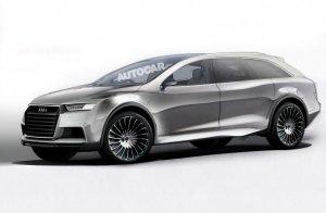 Audi Q8 e-tron