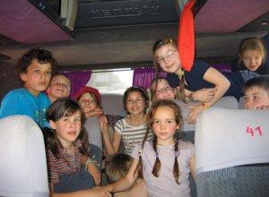 Правила перевозки детей заказным транспортом